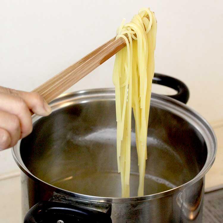 竹料理トング