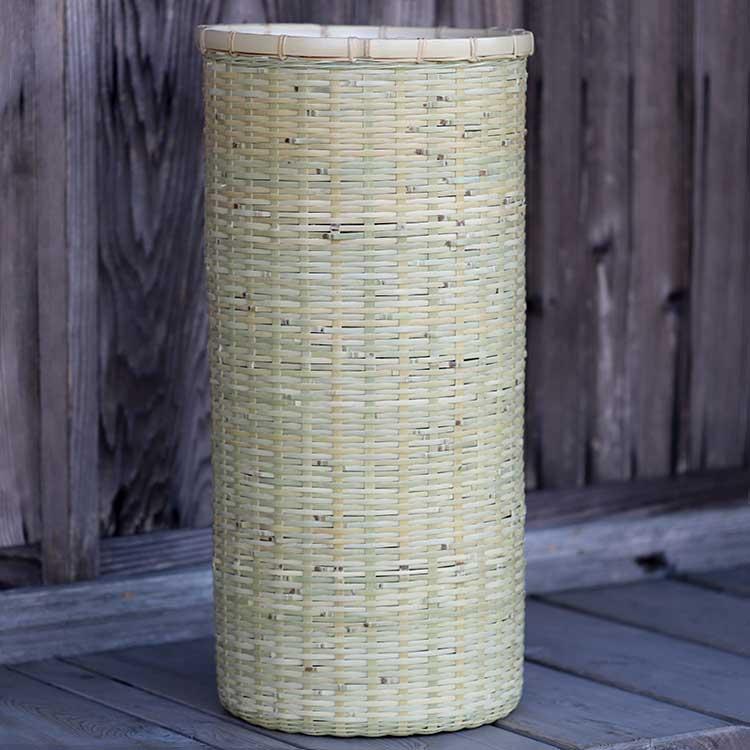 白竹ゴミ箱