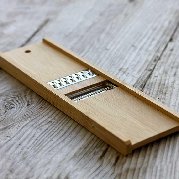 竹スライサー(両刃)