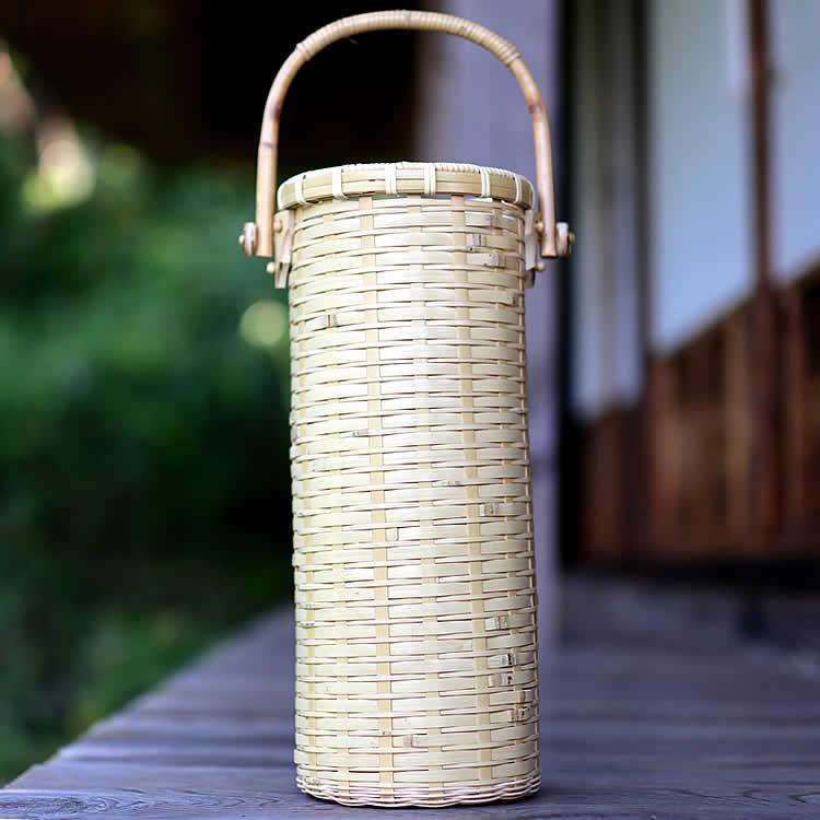 白竹ワイン籠