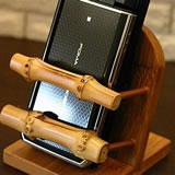 竹根携帯ホルダー