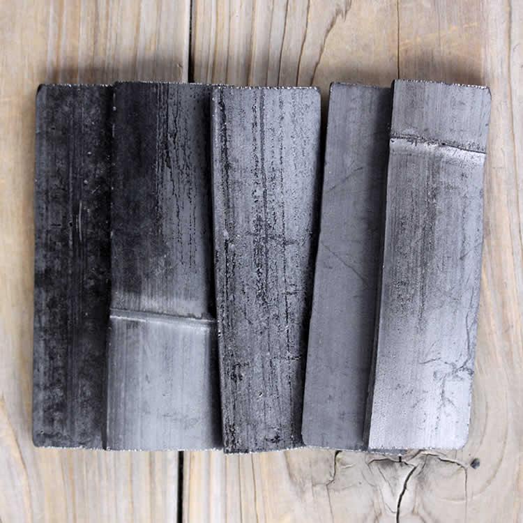 最高級竹炭(15cm)5枚セット
