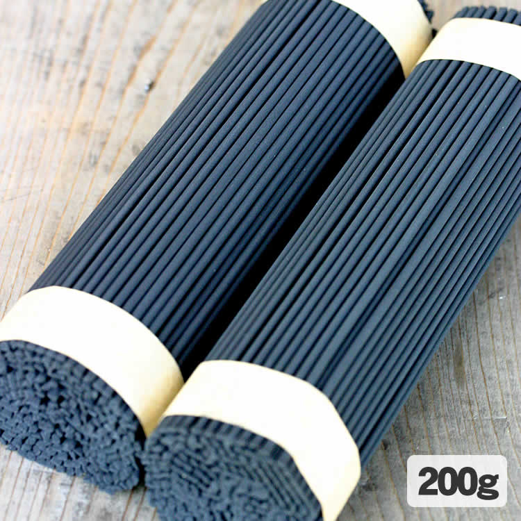 竹炭線香(竹酢液配合)