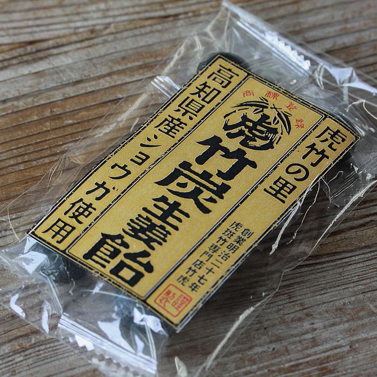 虎竹の里 竹炭生姜飴