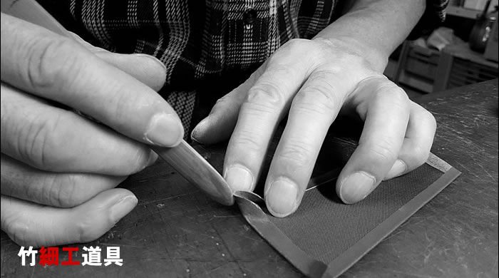 竹細工道具