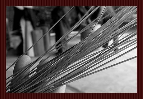 竹ヒゴ通し