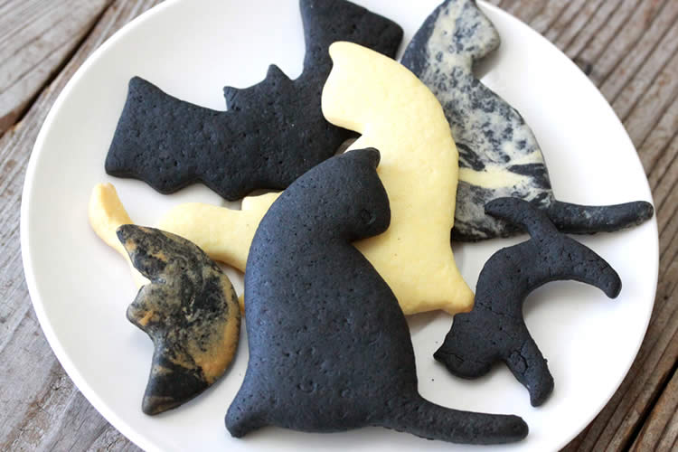 竹炭クッキー