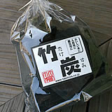 Bamboo charcoal for water purification