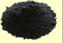 Bamboo charcoal powder