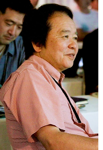 徳田浩先生 (株)徳田銘木
