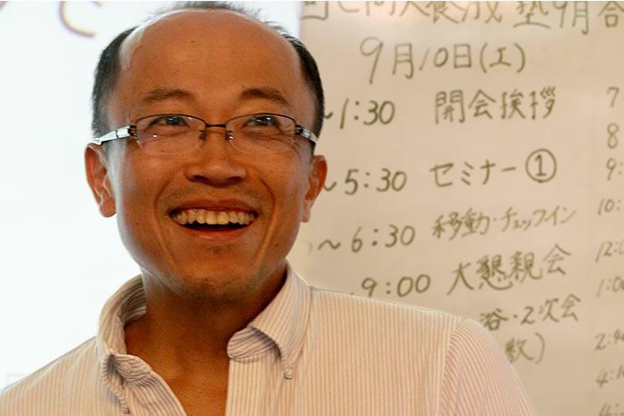 平岡伸昭先生