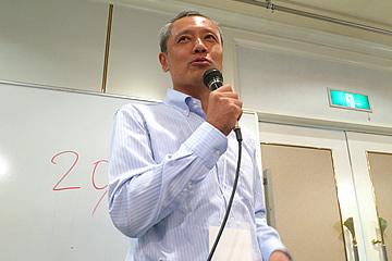 cuoca斎藤社長