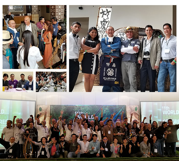 第11回世界竹会議(11th World Bamboo Congress Mexico)