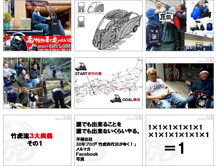 日本唯一虎竹自動車プロジェクト