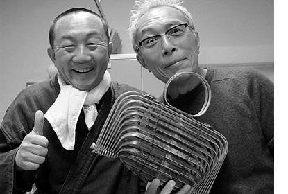 竹虎四代目(山岸義浩、YOSHIHIRO YAMAGISHI、TAKETORA),tokorojyo-jji,虎竹バッグニューヨーカー