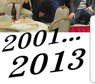 2001...2013