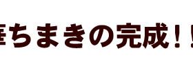 簡単♪中華ちまきの完成!!