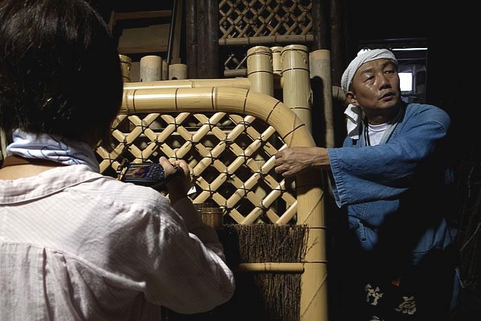 竹虎四代目(山岸義浩、YOSHIHIRO YAMAGISHI、TAKETORA),袖垣