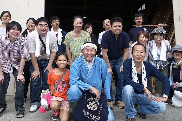 竹虎四代目(山岸義浩、YOSHIHIRO YAMAGISHI、TAKETORA),阪本啓一,sakamoto keiiti
