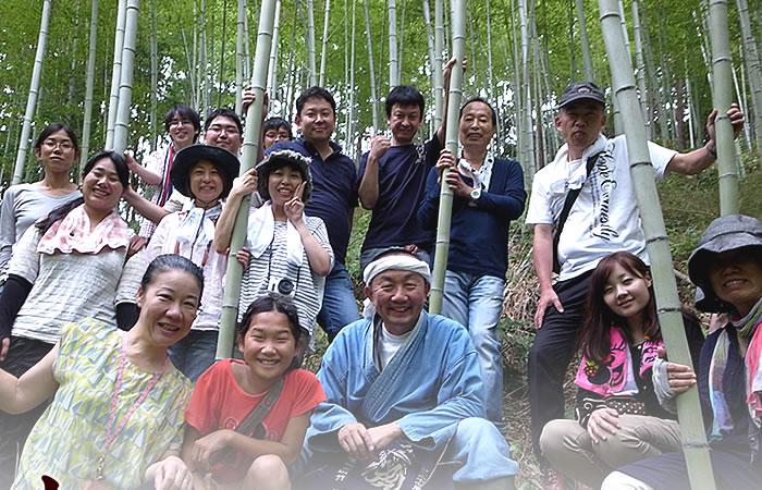 阪本啓一,竹虎四代目(山岸義浩、YOSHIHIRO YAMAGISHI、TAKETORA)