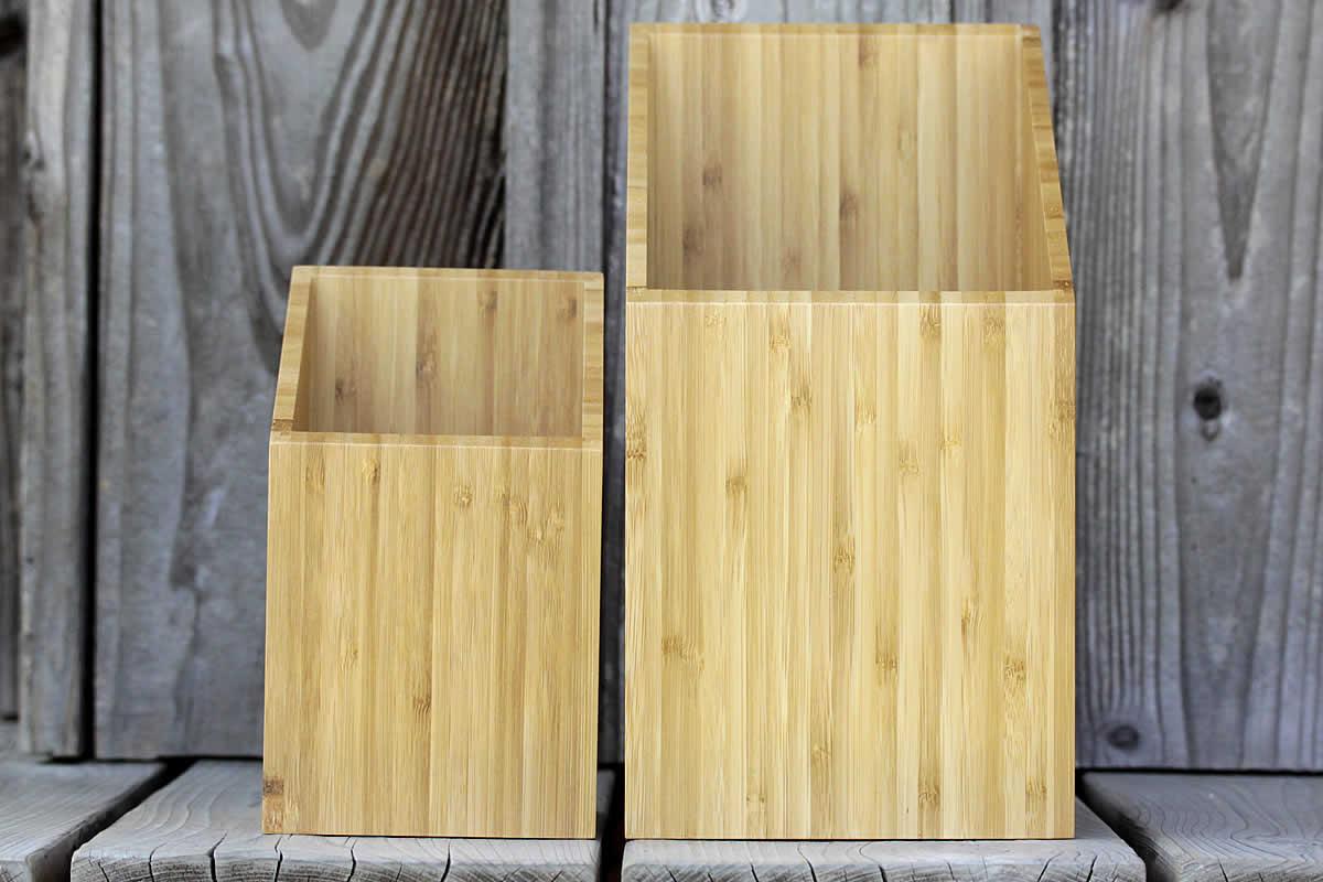 癒しの竹炭セット、竹集成材