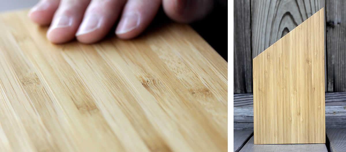癒しの竹炭セット、竹集成材、竹繊維