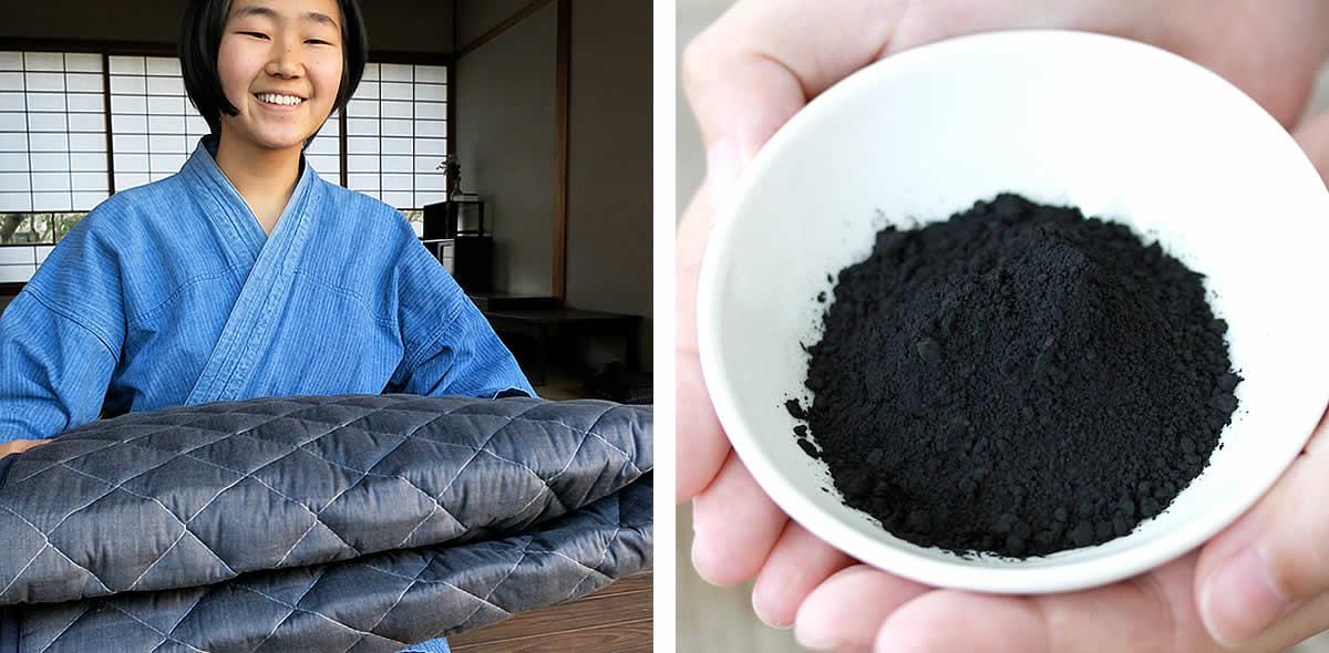 竹炭ベッドパッド