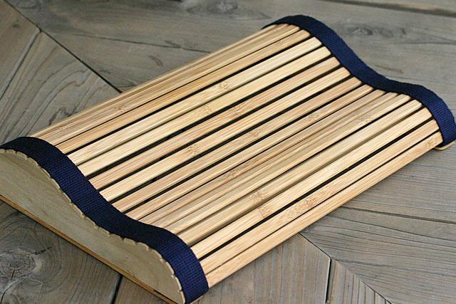 竹ひんやり枕