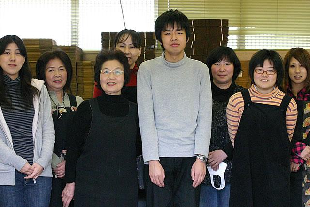 竹虎インターンシップ2009春