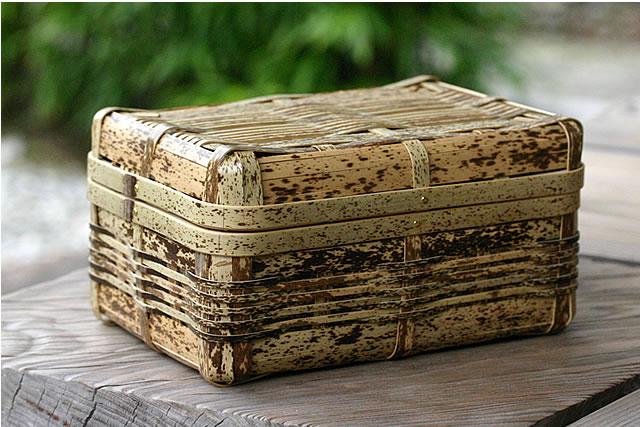 竹製品・竹細工のお手入れ方法について