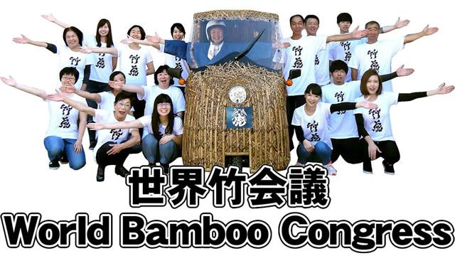 日本唯一の虎竹電気自動車,竹トラッカー
