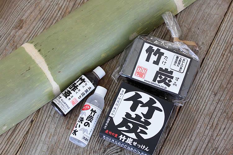 竹のある暮らしセット