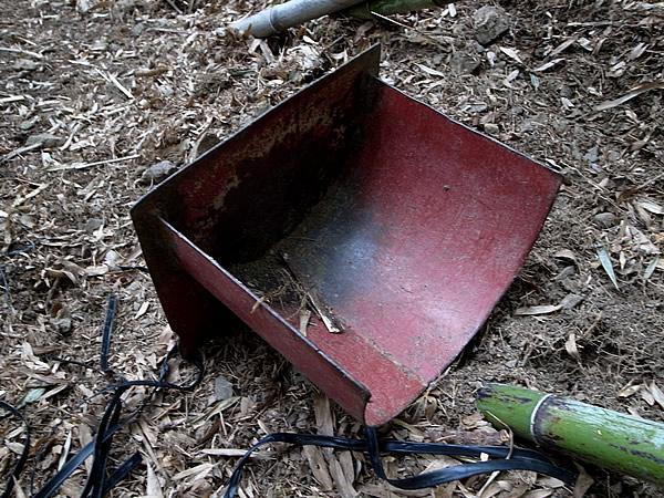 竹結束用の道具