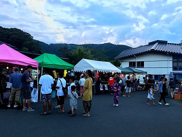 虎竹の里 夏祭り 地域
