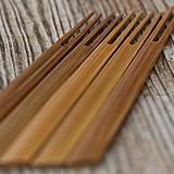 竹菓子楊枝5本セット(炭化)