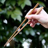 炭化竹角細箸