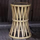 虎竹網代鼓椅子
