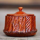 【一点限り】竹菓子器(小)