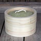 【国産】檜中華蒸籠(せいろ) 24㎝身蓋セット