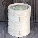 【国産】檜中華蒸籠(せいろ)18㎝身蓋三段セット