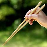 竹皮付取り箸(菜箸)