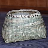 篠竹魚籠(口細)