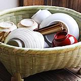 茶椀籠(角)