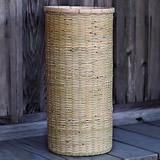 竹編みゴミ箱(大)