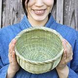 米とぎ竹ざる(上)小