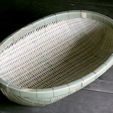 楕円洗濯籠(大)