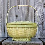 ミニ飯籠(網代蓋)