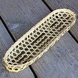 虎竹パン籠