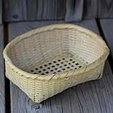 ミニ盛り竹籠