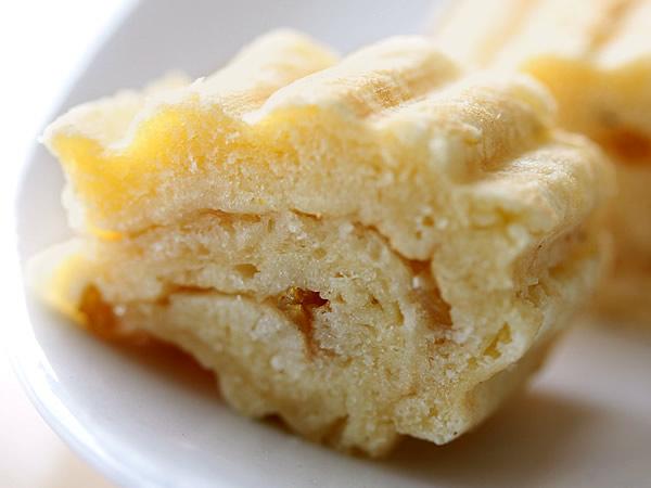 ギザギザロールケーキは、いかが!?